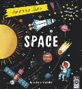Scratch & Learn Space With 7 Interactive Spreads
