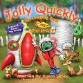 Jolly Quickly the Jumping Bean Rockets into Space