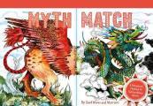 Myth Match A Fantastical Flipbook of Extraordinary Beasts
