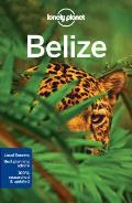 Lonely Planet Belize 6th Edition