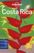 Lonely Planet Costa Rica 13th Edition