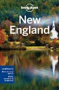 Lonely Planet New England 8th Edition