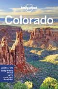 Lonely Planet Colorado 3rd edition