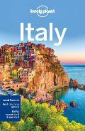 Lonely Planet Italy 13th Edition