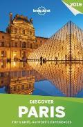 Lonely Planet Discover Paris 2019