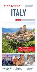 Insight Guides Travel Map Italy