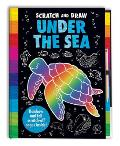 Scratch and Draw Under the Sea
