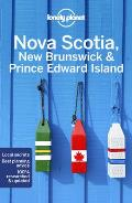 Lonely Planet Nova Scotia New Brunswick & Prince Edward Island