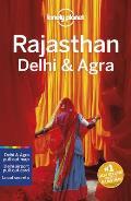 Lonely Planet Rajasthan Delhi & Agra