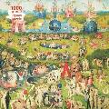 Hieronymus Bosch Garden of Earthly Delights 1000 Piece Jigsaw Puzzle