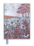 Janine Partington: Copper Foil Meadow Scene (Foiled Journal)