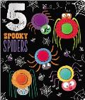 5 Spooky Spiders