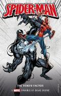 Marvel classic novels Spider Man The Venom Factor Omnibus