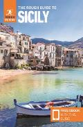 Rough Guide to Sicily Travel Guide with Free eBook