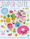 Super Cute Activity Book