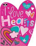 I Love Hearts