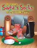 Dr. Crystal's Santa's Socks: Do the Bow Thing