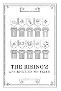 The Rising's Affirmation of Faith