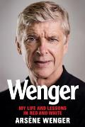 Wenger My Life & Lessons in Red & White