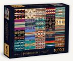 Art of Pendleton Patchwork 1000 Piece Puzzle