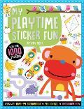 My Playtime Sticker Fun Activity Book