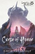 Curse of Honor A Legend of the Five Rings Novel