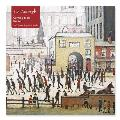 L.S. Lowry: Coming from the Mill: 500-Piece Jigsaw Puzzles