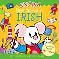 Snappy First Words In Irish