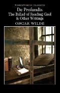 De Profundis Ballad Of Gaol & Other Writ