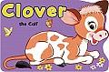 Playtime Board Storybooks - Clover: Delightful Animal Stories