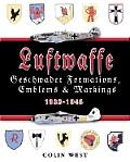 Luftwaffe Geschwader Emblems & Markings