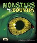 Ks2 Monsters From the Country Reading Book