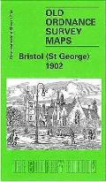 Bristol (ST.george) 1902: Gloucestershire Sheet 72.14