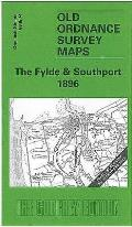 Fylde and Southport 1896: One Inch Sheets 66 & 74