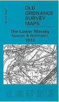 Lower Mersey, Runcorn and Warrington 1913: One Inch Sheet 097