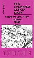 Scarborough, Filey and District 1896: One Inch Sheet 54