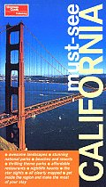 Must See California 1st Edition