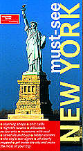 Must See New York 1st Edition
