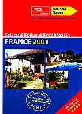 Welcome Guide Bed & Breakfast France 2001