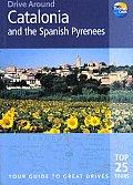 Drive Around Catalonia & The Spanish 1st Edition
