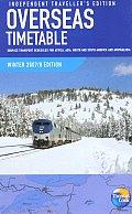 Overseas Timetable Winter 2007 08