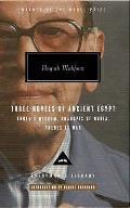Mahfouz Trilogy: Three Novels of Ancient Egypt