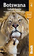 Bradt Botswana Safari Guide 4th Edition