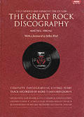 Great Rock Discography 5th Edition
