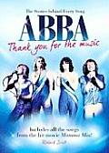 Thank You For The Music Abba Gold