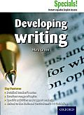 Secondary Specials!: English - Developing Writing (11-14)
