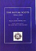 Royal Scots 1914-1919