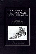 History of the Black Watch in the Great War 1914-1918