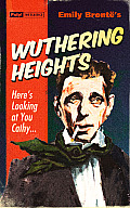 Wuthering Heights Greeting Card: Pulp Classics Greeting Card