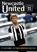 Newcastle United The Top 11 of Everything Toon